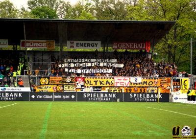 14/15 – 35 – Stuttgarter Kickers vs. SG Dynamo Dresden