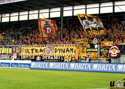 14/15 – 07 – SV Wehen Wiesbaden vs. SG Dynamo Dresden