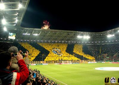 14/15 – DFB Pokal – 3. Runde – SG Dynamo Dresden – Borussia Dortmund