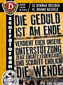 SG Dynamo Dresden vs. Arminia Bielefeld