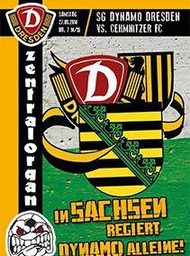 SG Dynamo Dresden vs. ChemnitzerFC