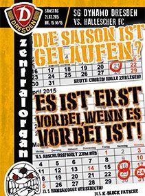 SG Dynamo Dresden vs. ChemieHalle