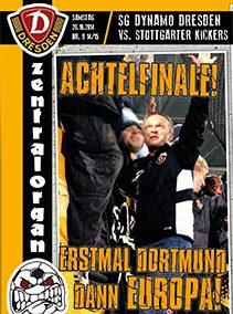 SG Dynamo Dresden vs. Stuttgarter Kickers