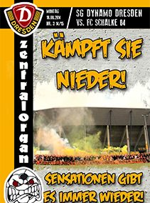 SG Dynamo Dresden vs. FC Schalke04