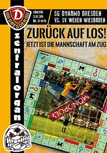 SG Dynamo Dresden vs. SV Wehen-Wiesbaden