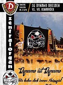SG Dynamo Dresden vs. VfL Osnabrück