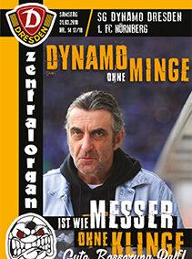 SG Dynamo Dresden vs. 1. FC Nürnberg