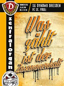 SG Dynamo Dresden vs. FC St.Pauli