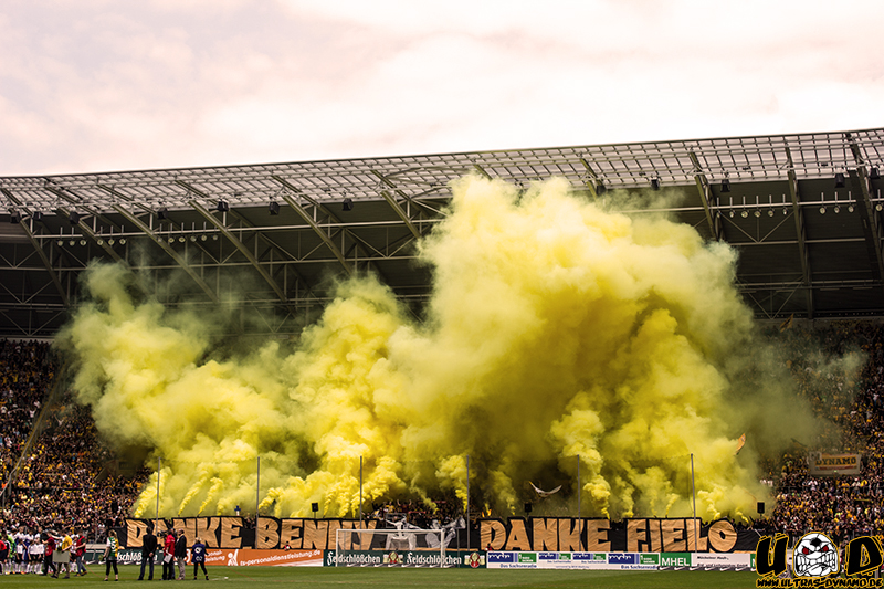 14/15 – 38 – SG Dynamo Dresden vs. FC Hansa Rostock