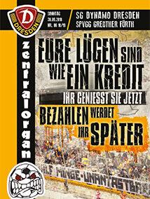 SG Dynamo Dresden vs. GreutherFürth