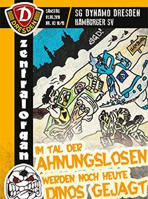 SG Dynamo Dresden vs. HamburgerSV