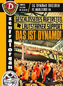 SG Dynamo Dresden vs. FC Ingolstadt