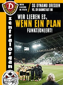 SG Dynamo Dresden vs. SV Darmstadt98