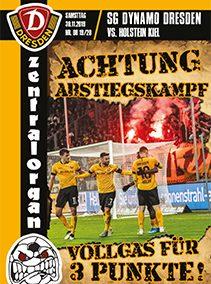 SG Dynamo Dresden vs. HolstienKiel