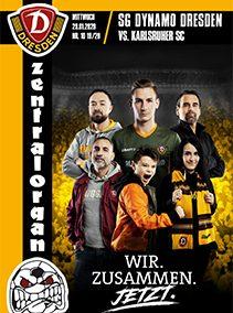 SG Dynamo Dresden vs. KarlsruherSC