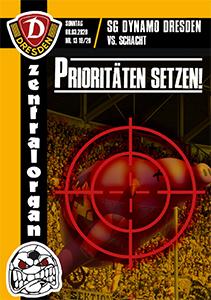 SG Dynamo Dresden vs. Schacht