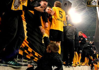 14/15 – DFB Pokal – 2. Runde – SG Dynamo Dresden – VfL Bochum