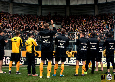 15/16 – 24 – Hallescher FC vs. SG Dynamo Dresden