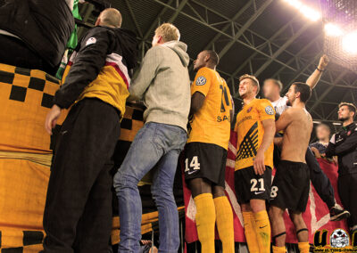 14/15 – DFB-Pokal – 1. Runde – SG Dynamo Dresden vs. FC Schalke04
