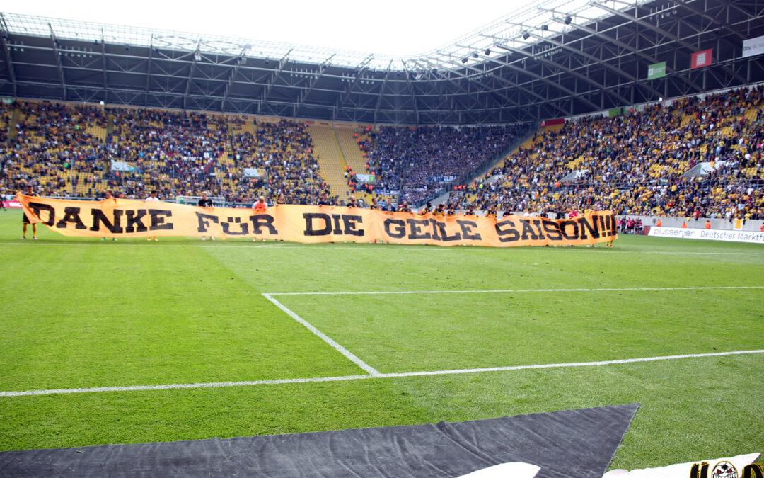 16/17 – 34 – SG Dynamo Dresden vs. Arminia Bielefeld