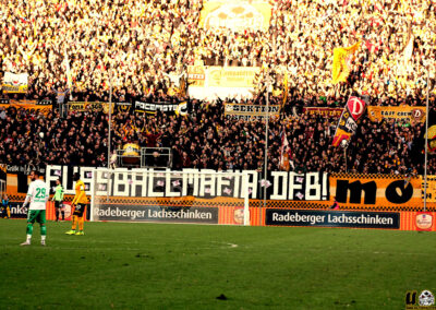 16/17 – 13 – SG Dynamo Dresden vs. SpVgg GreutherFürth