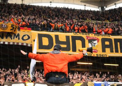 19/20 – 14 – Hamburger SV vs. SG Dynamo Dresden