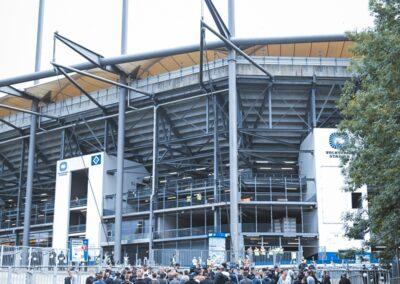 21/22 – 02 – Hamburger SV vs. SG Dynamo Dresden