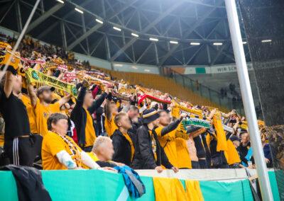 21/22 – DFB-Pokal — 1. Runde –  SG Dynamo Dresden vs. SC Paderborn