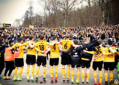 16/17 – 22 – Schacht vs. SG Dynamo Dresden
