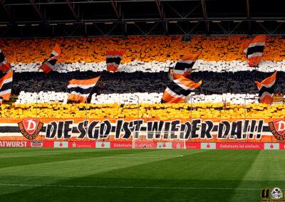 16/17 – 01 – SG Dynamo Dresden vs. 1. FC Nürnberg