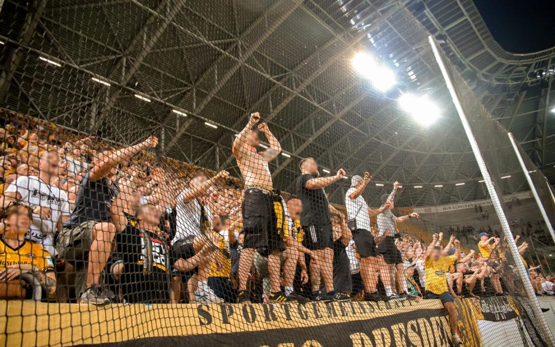 21/22 – 03 — SG Dynamo Dresden vs. Hannover96