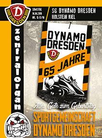 SG Dynamo Dresden vs. HolsteinKiel